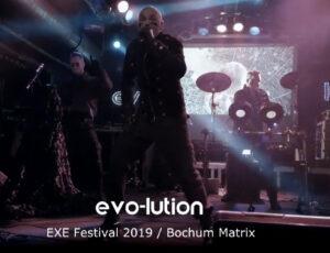 Dunkle Zeiten Live E-X-E Festival Bochum Matrix